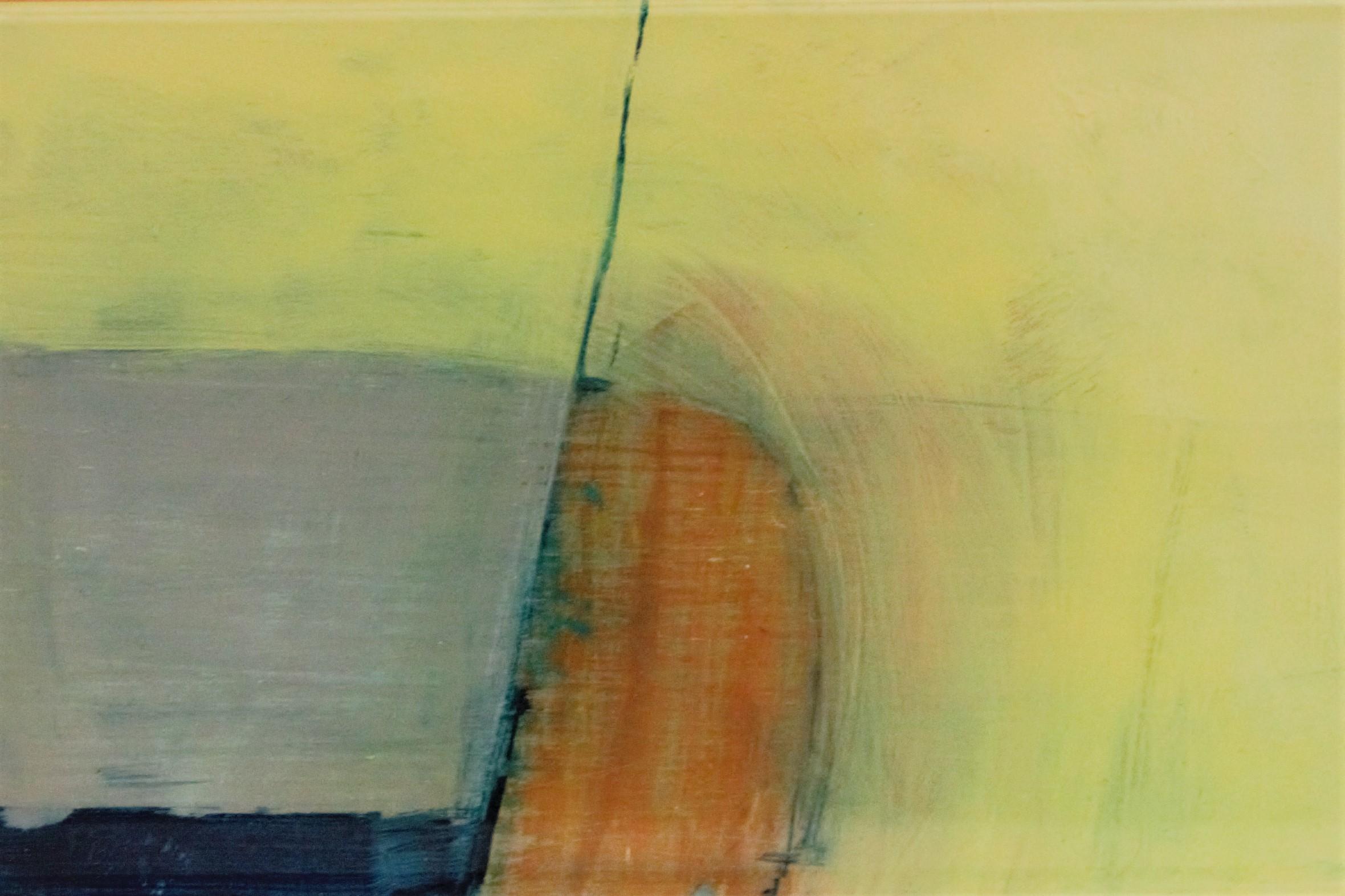 """Series #1: Color Compositions #12 Yellow B,"" Matt Maher"