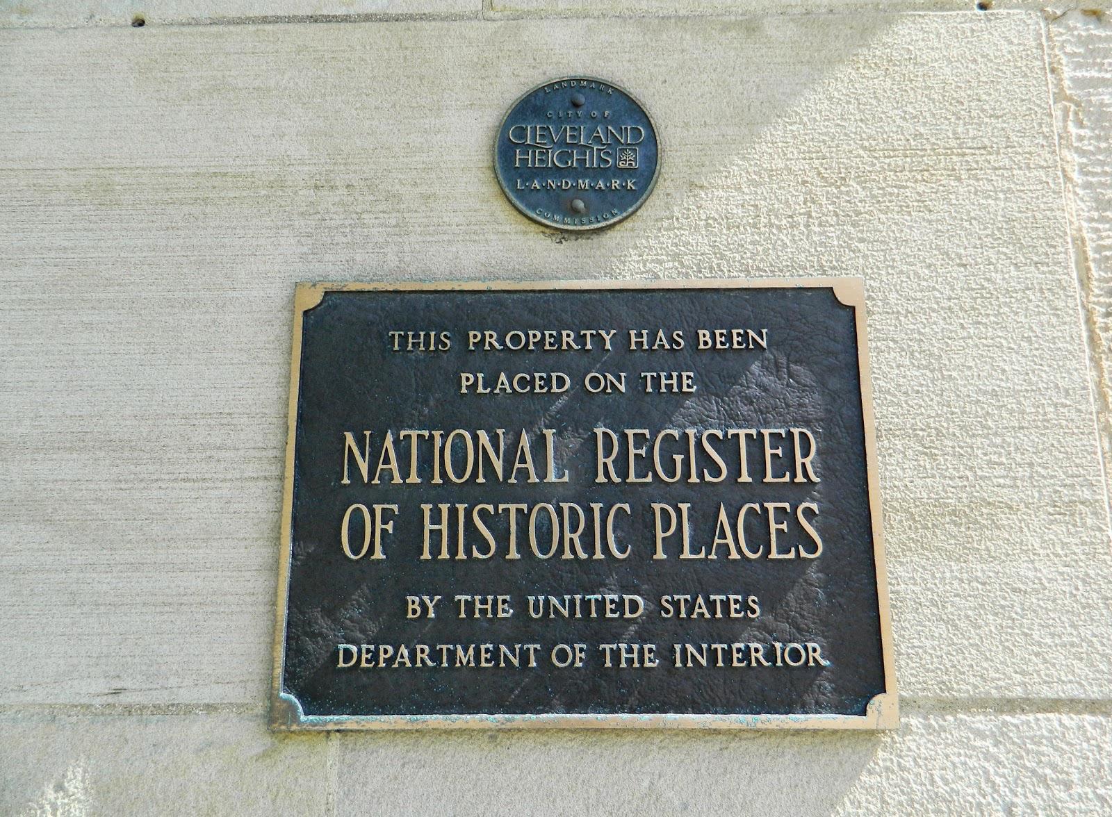 20130430012 Cleveland Hgts Heights Rockefeller Building historic landmark marker.jpg