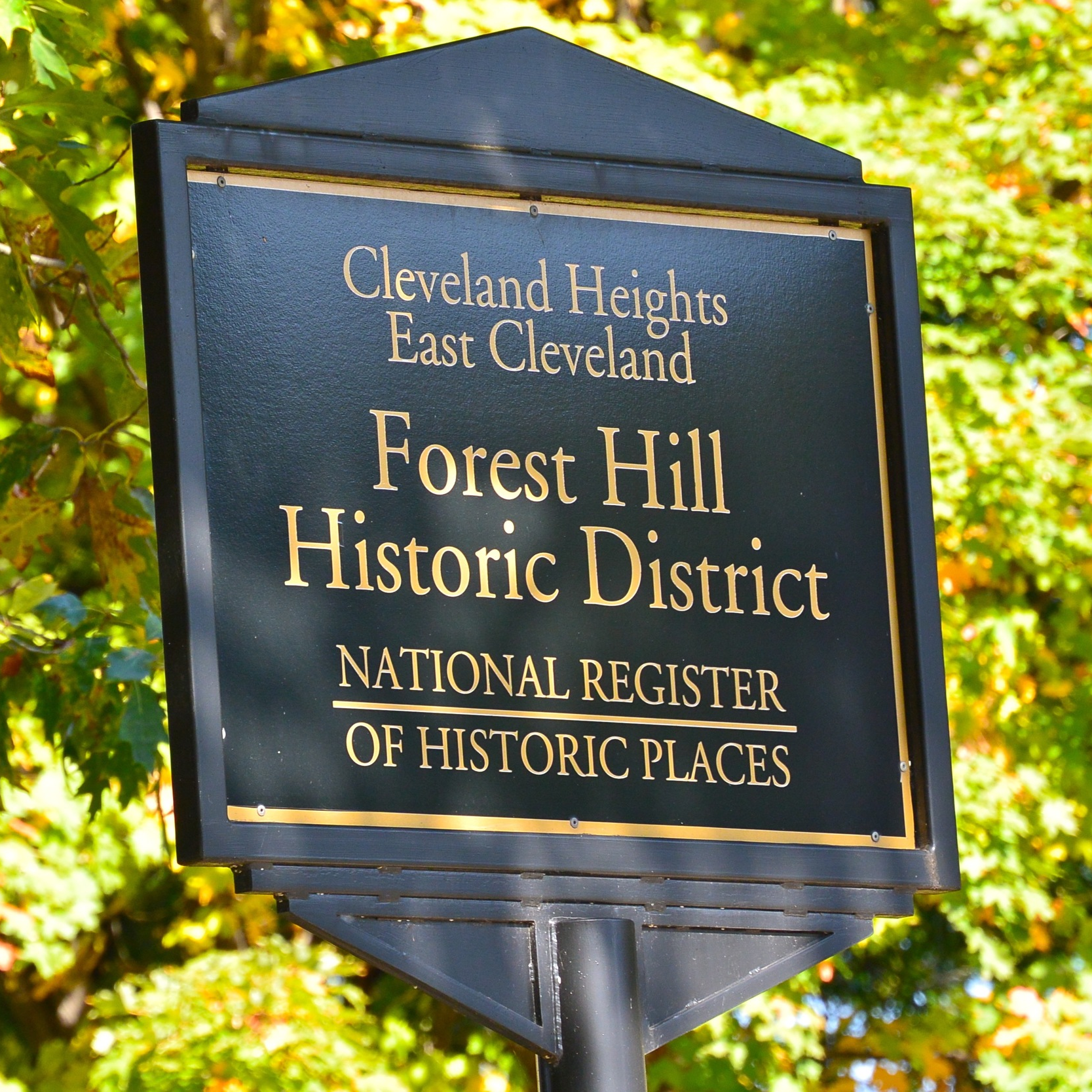 Forest Hill Protective Deed Covenants