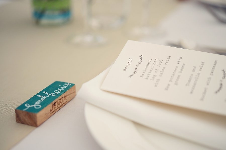 Placenames and menus