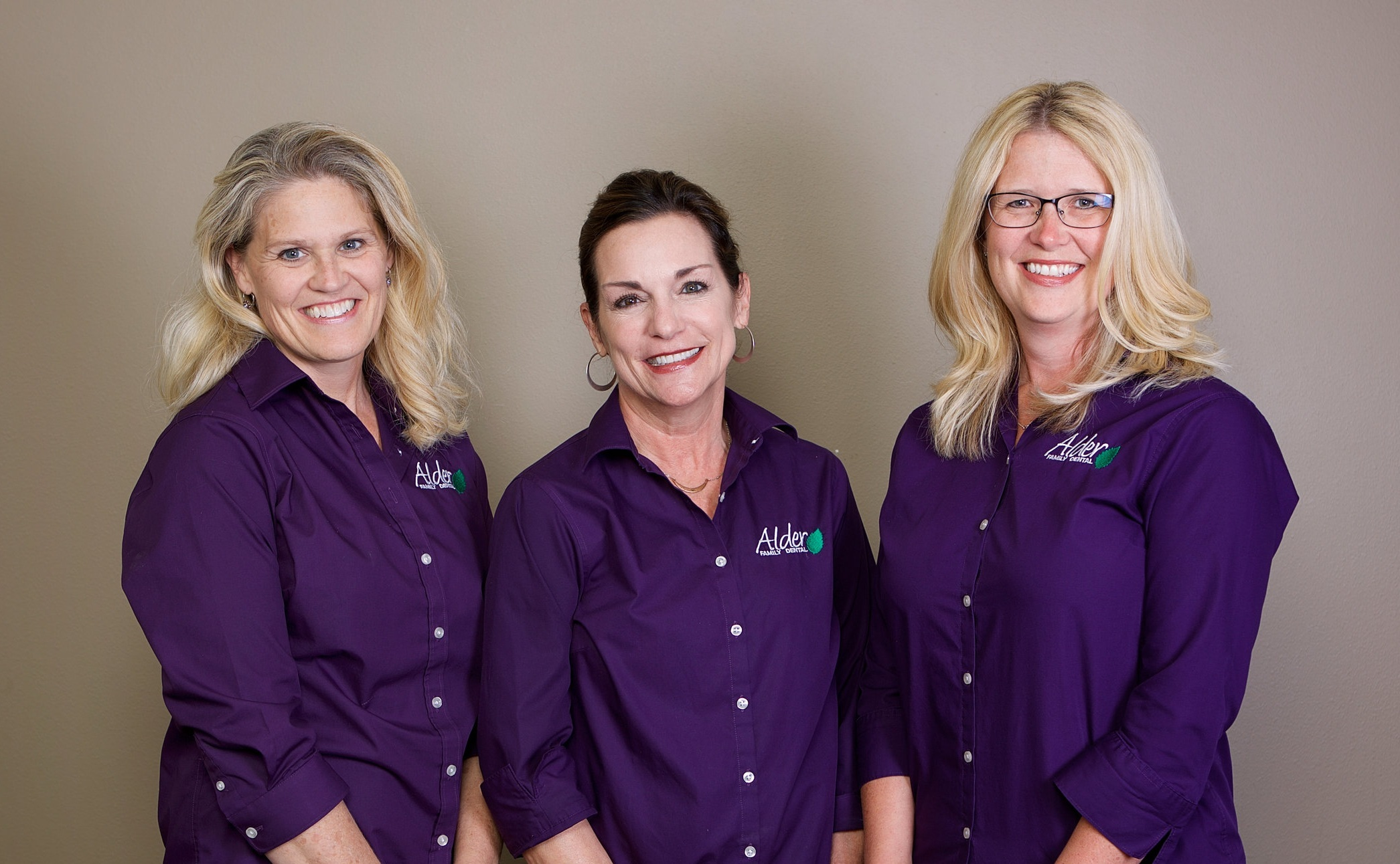 Business Team - Jani, Kelly, and Shannon do a wonderful job of assisting our patients in scheduling appointments, maximizing their dental benefits, and answering any questions that may arise.