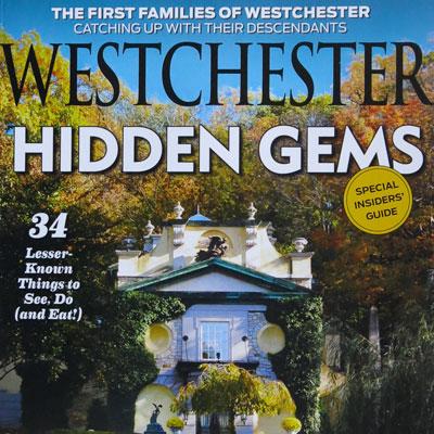 WESTCHESTER MAGAZINE - 2012