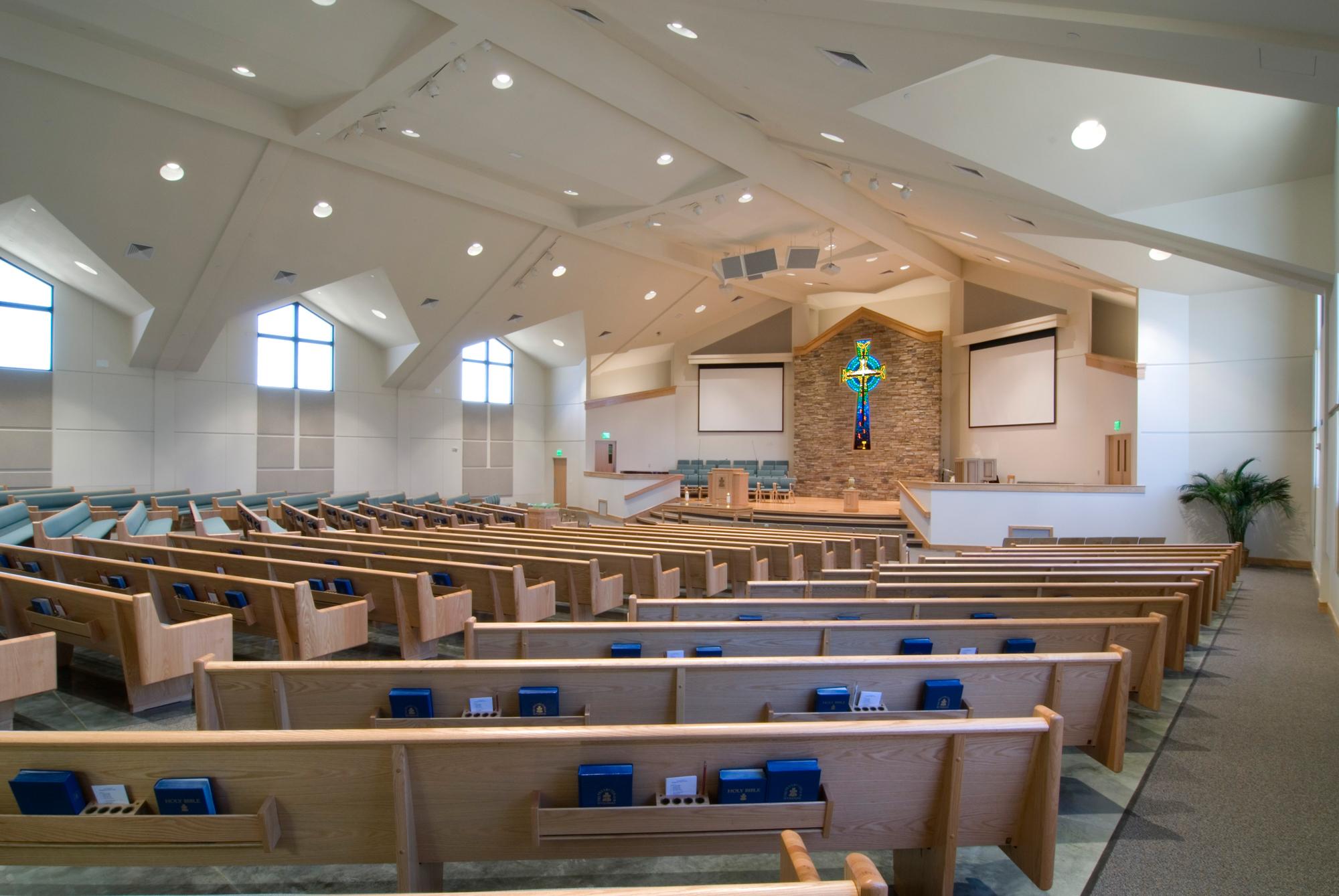 Pine Ridge Presbyterian Church