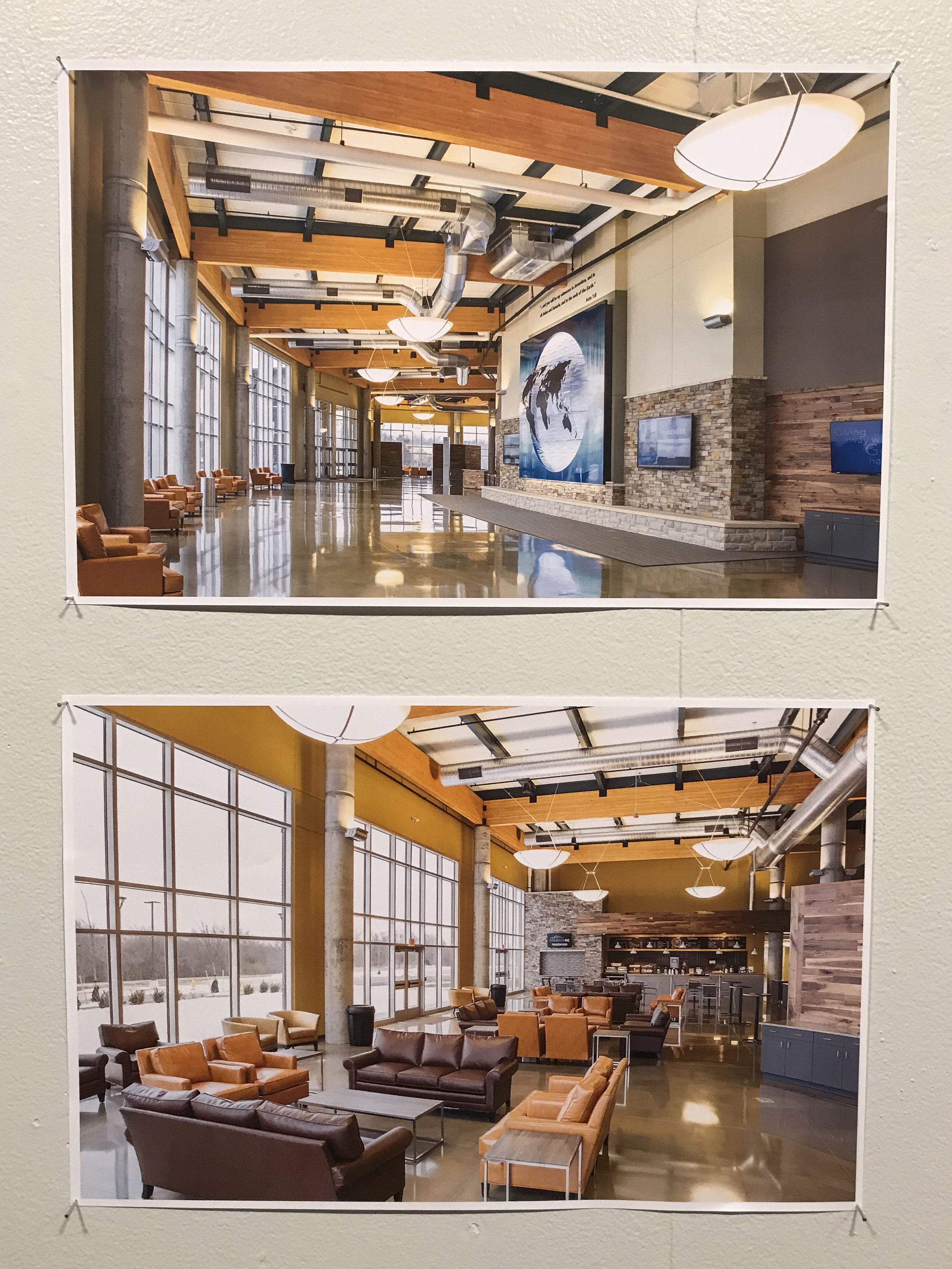Abundant Life Baptist Church, Skyler Phelps, Project Architect