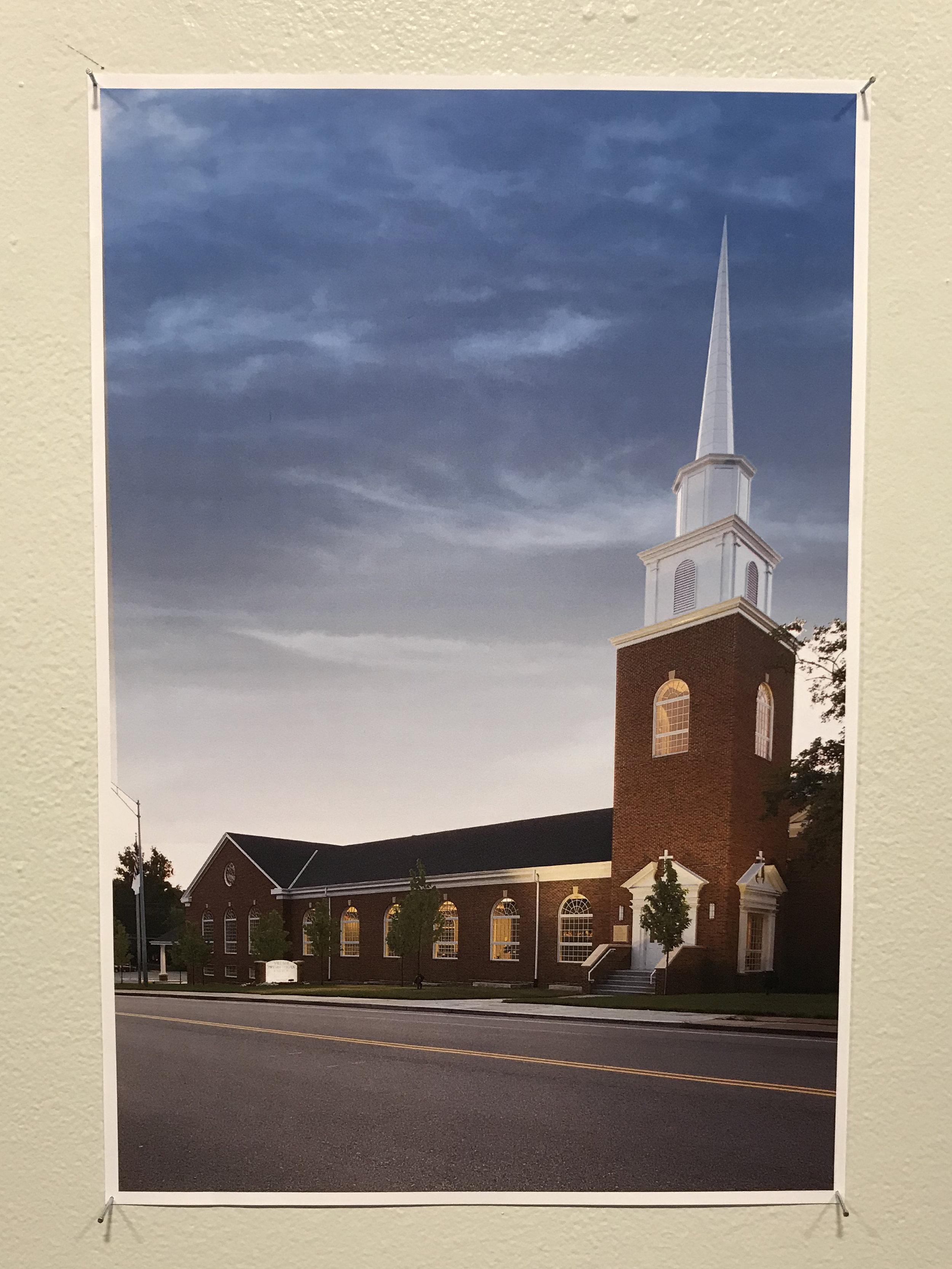 Village Church, Brian Rathsam, Project Architect