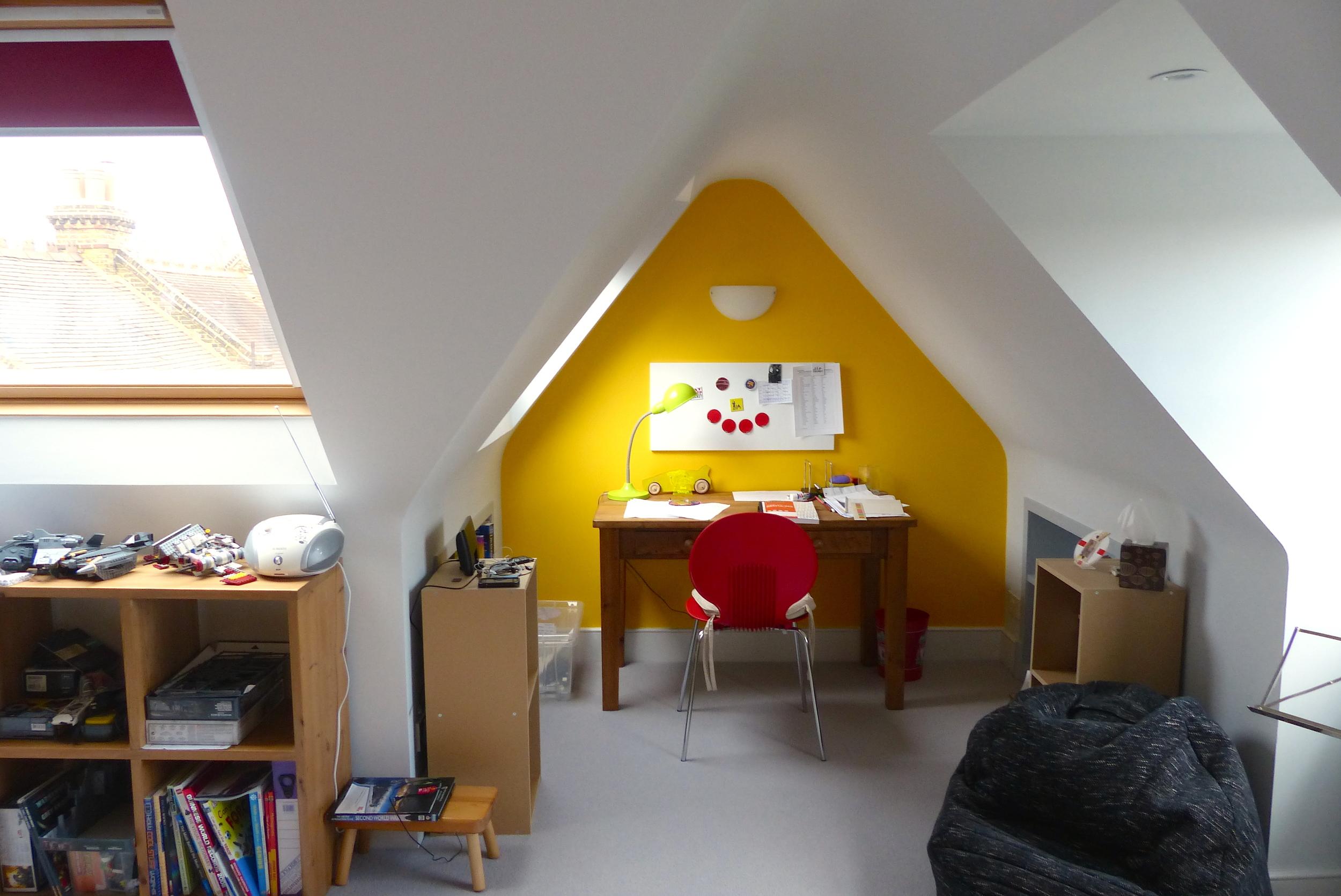 Architect project - Hillersdon Avenue - Loft Conversion - Roof Extension