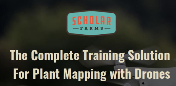 Scholar Farms course on ag mapping