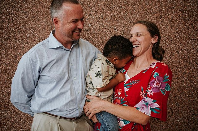 This is pure joy. There's nothing else in this world that can top this moment of finally becoming a forever family. We are thrilled for The Hefner Family & little Hank! #gotchaday #adoption #fostercare