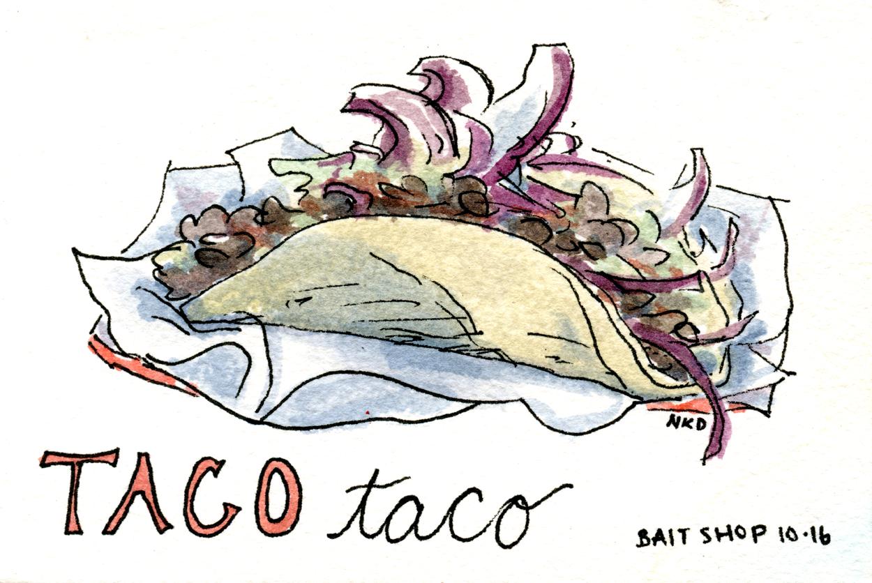 food and recipe illustration