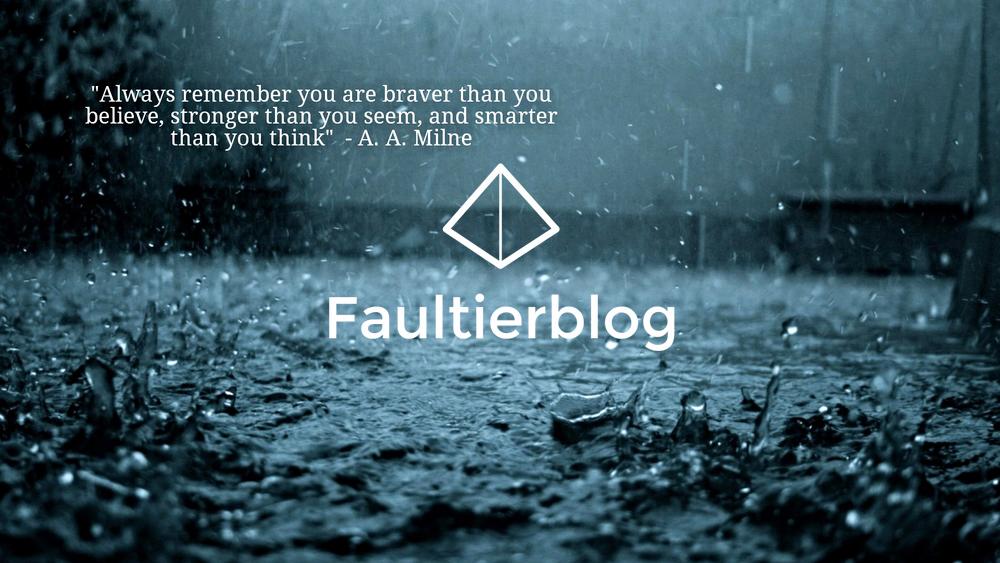 Faultierblog-Logo