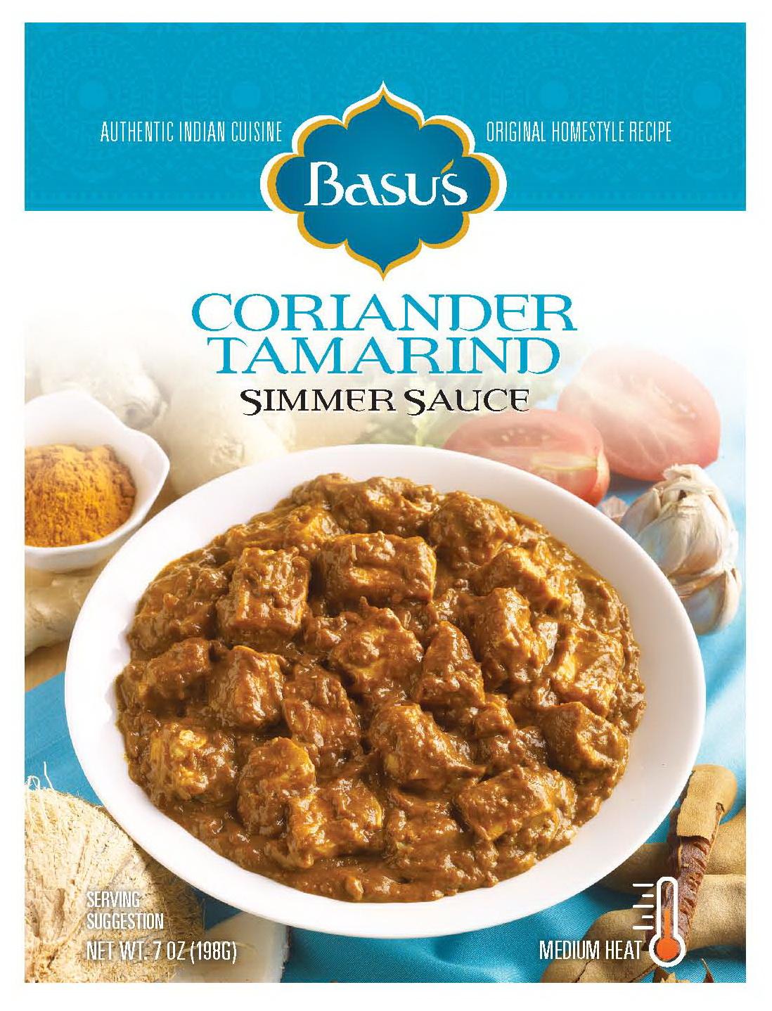 Coriander Tamarind Simmer Sauce