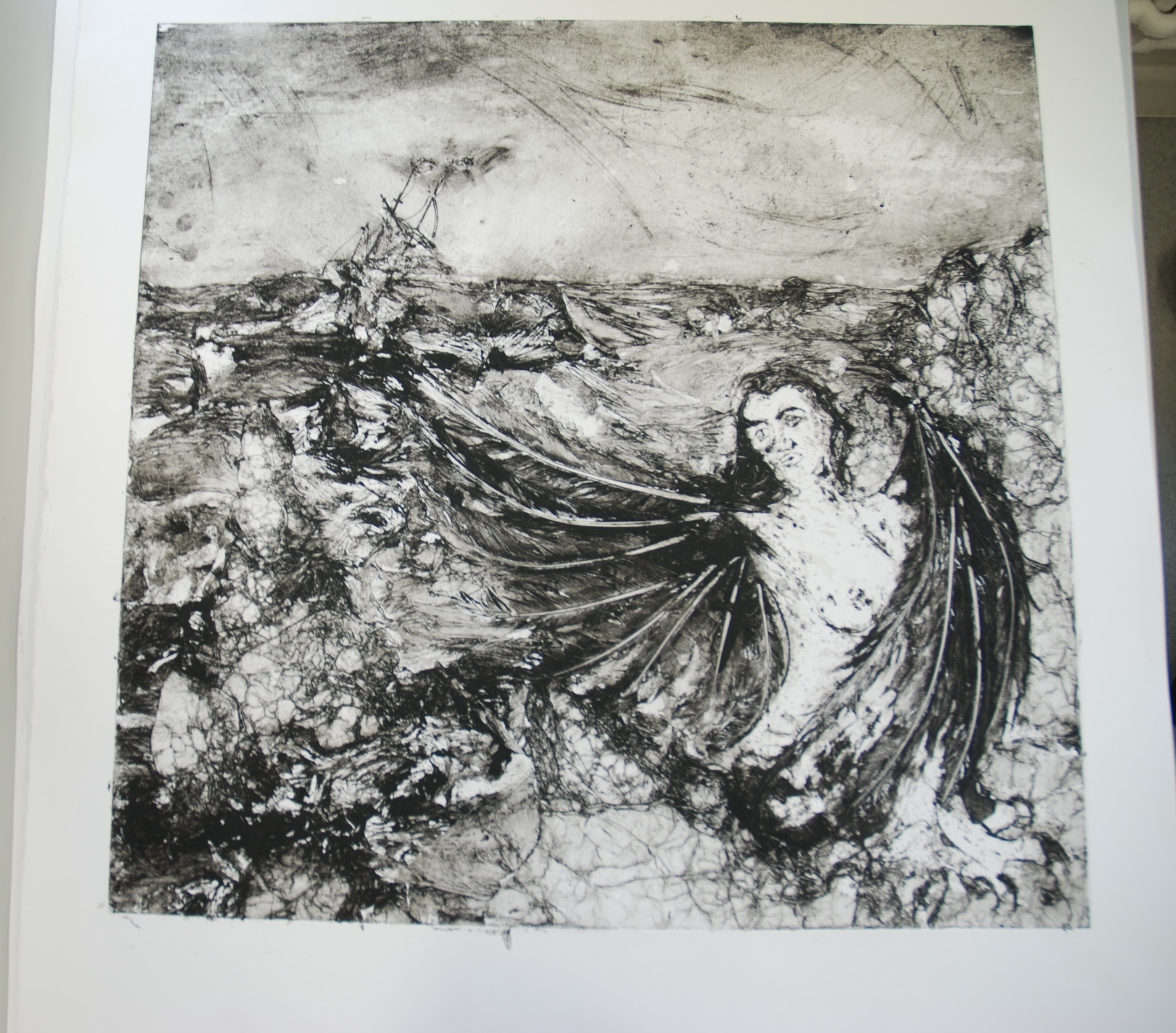 Bird of Joy (print no2)