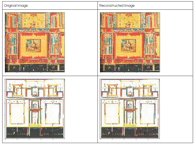 Project Screenshot: Source Images from Fausto & Felice Niccolini: The Houses and Monuments of Pompeii.