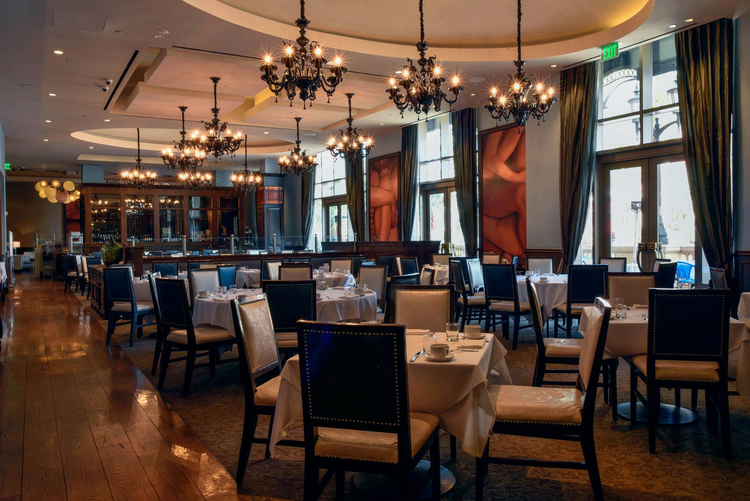 The Dining Room at Morels Las Vegas
