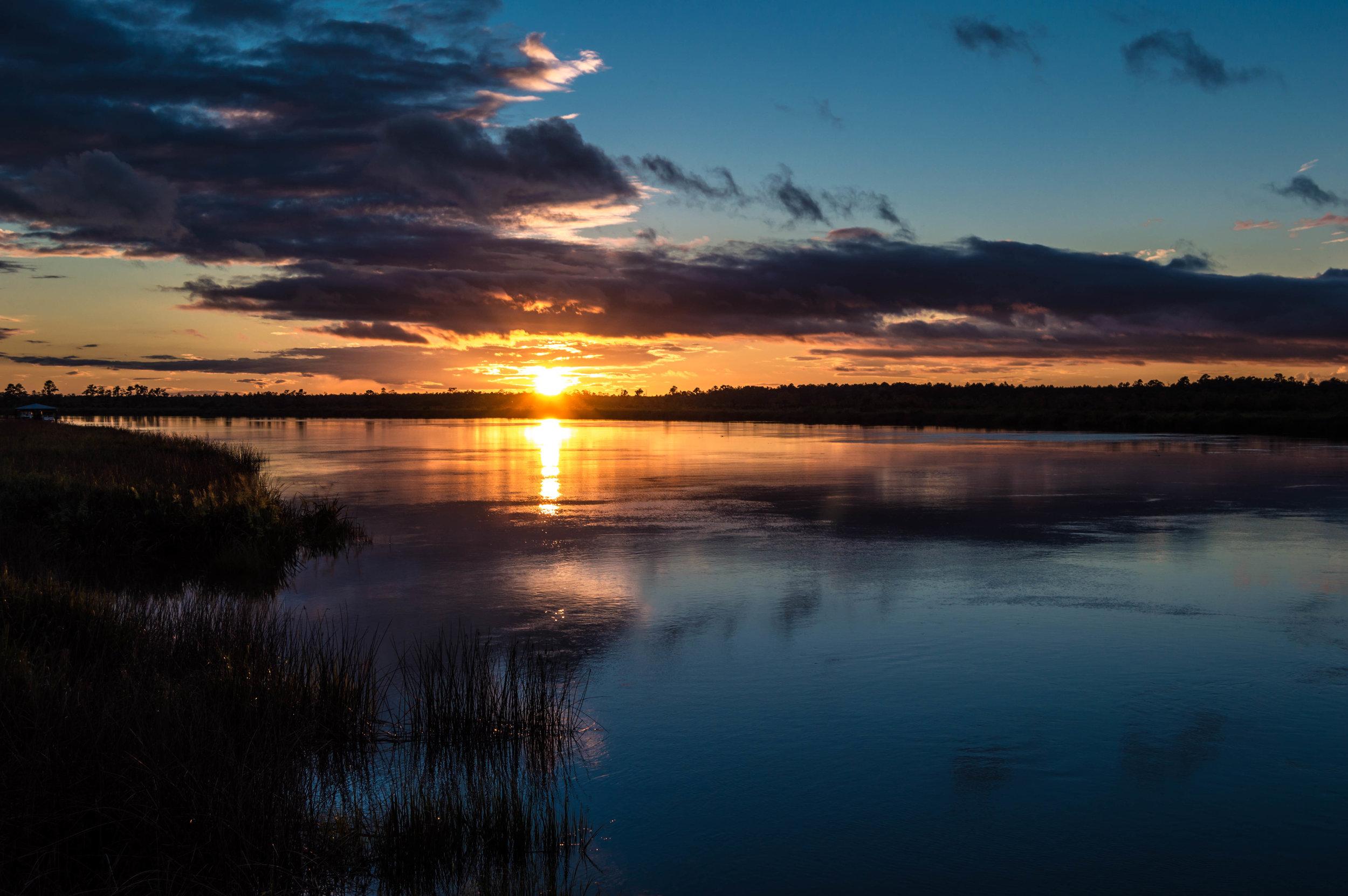 Georgia Sunset