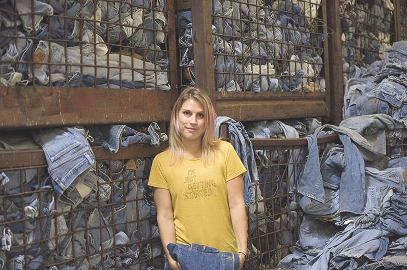 Jillian Clark, founder and designer of MeWe