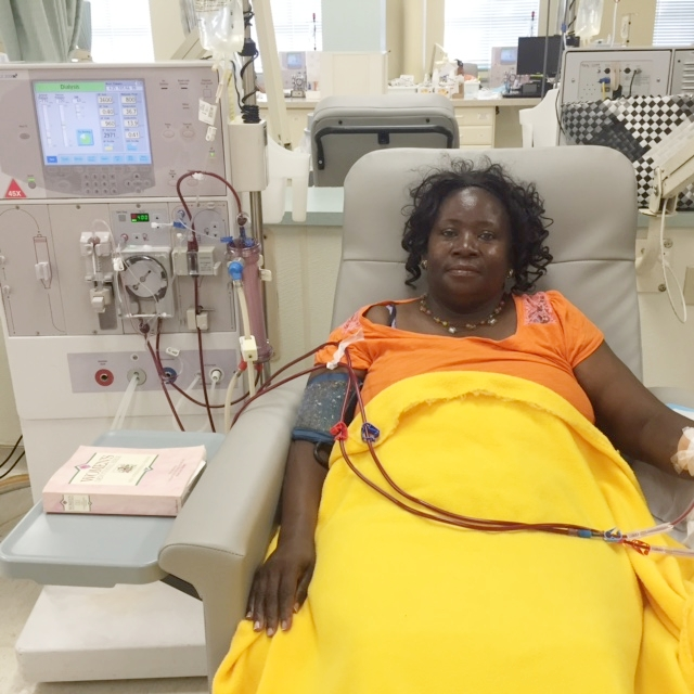 Carolyn needs a Kidney - Blood Type O - DonorToDonor.com