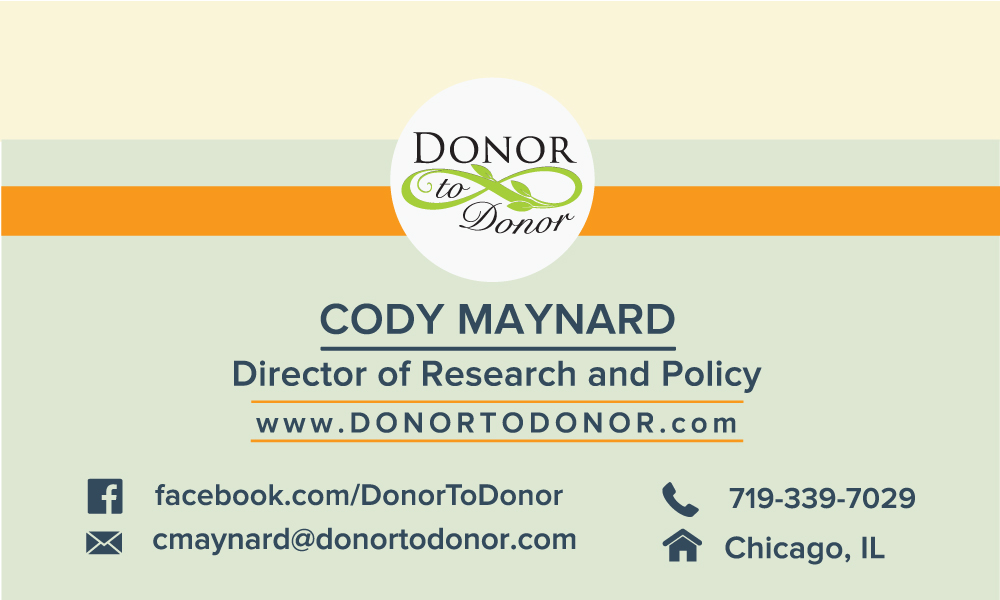 CMaynard Business Card