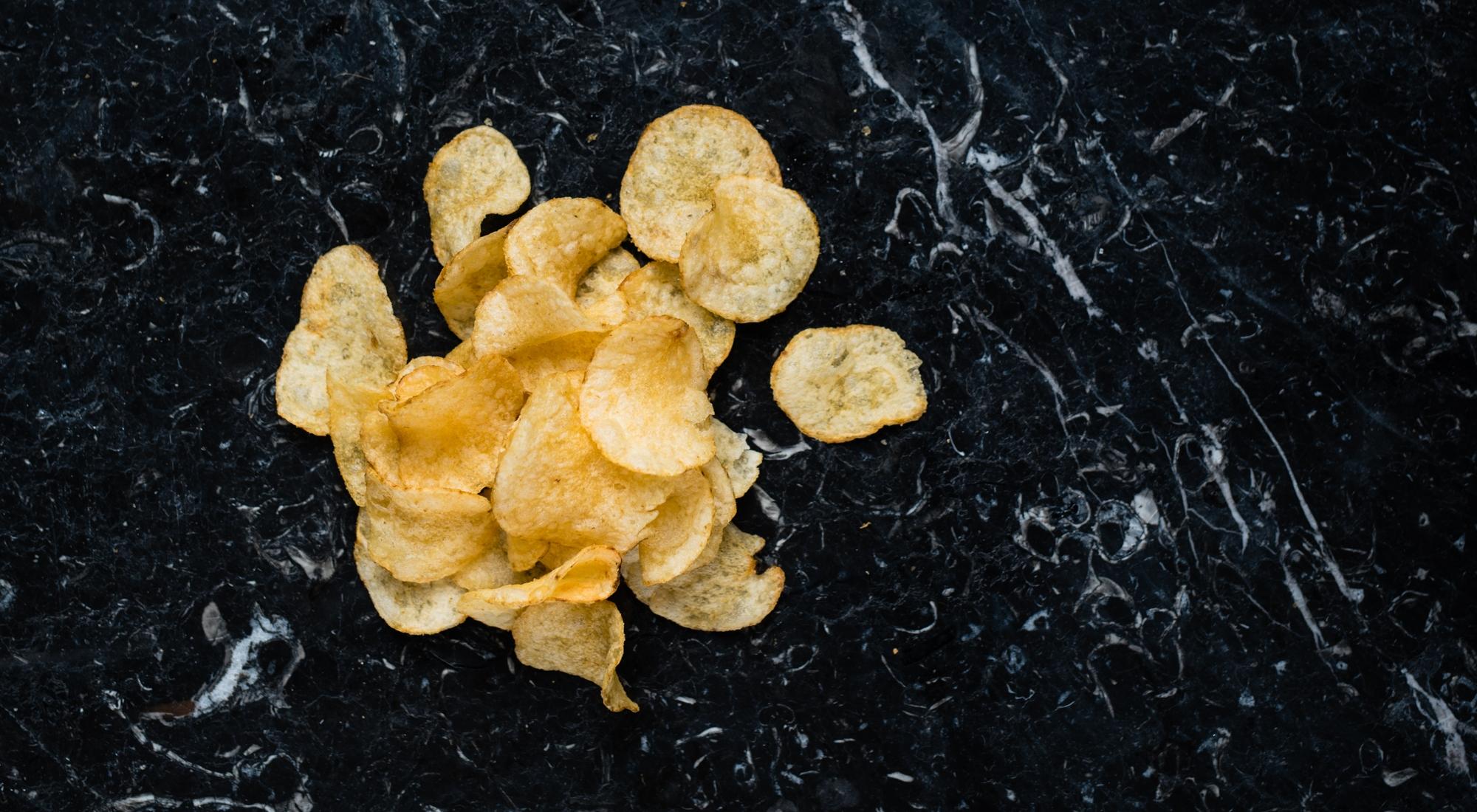 Chips - Zapp's Voodoo Cajun and Original -$1.95
