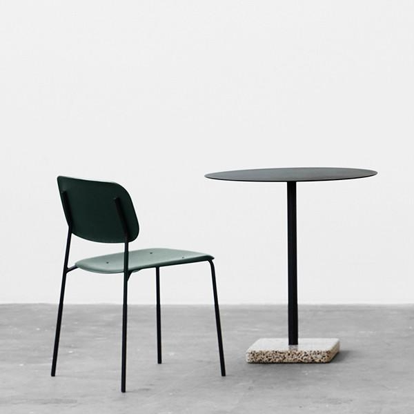 Terrzzo Table by Hay from Amara