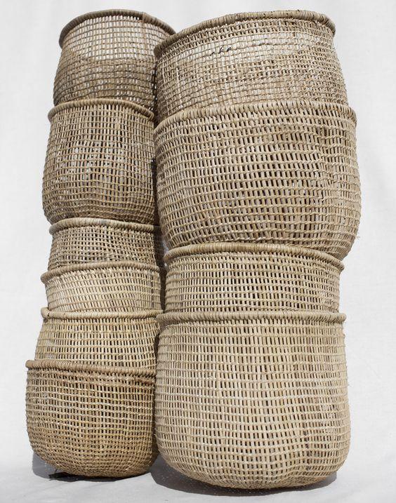 Baskets by Valentina Hoyos