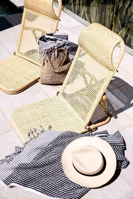 Rattan Chairs by Byron Bay Hanging Chairs