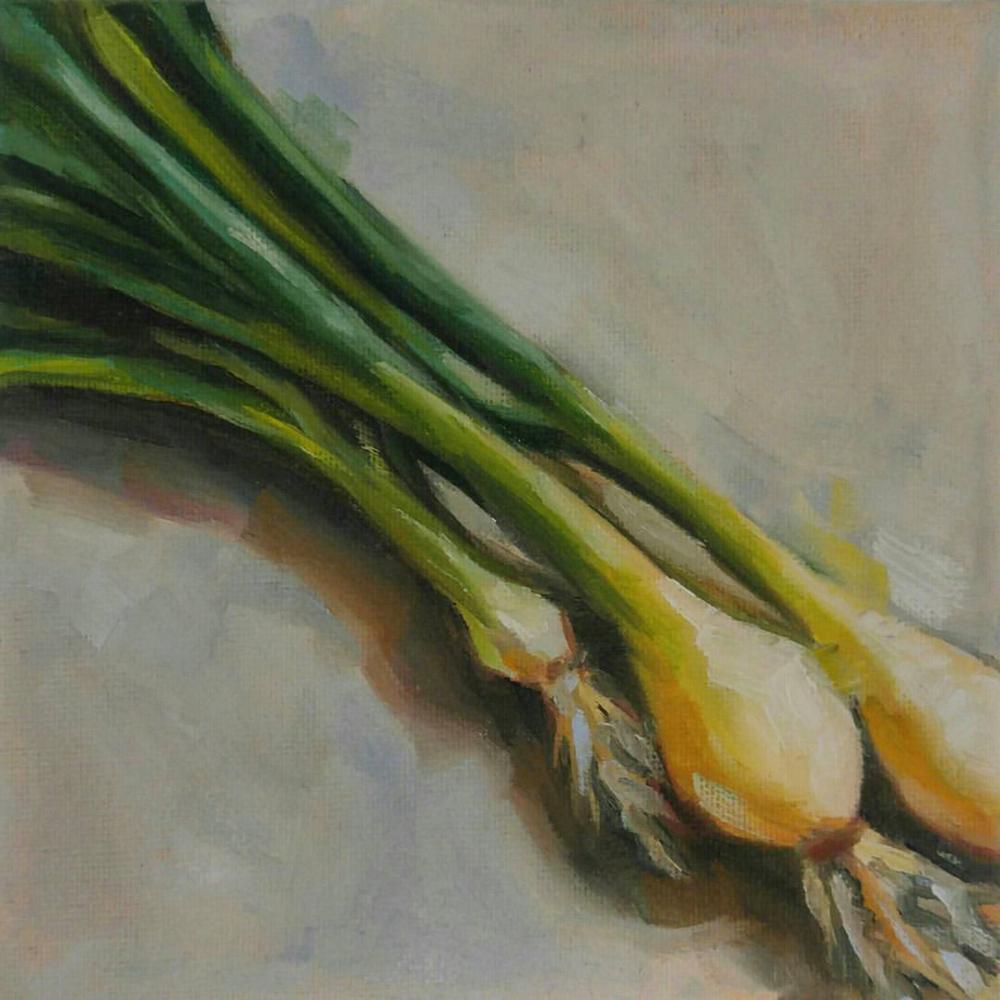 Green Onions, 6x6