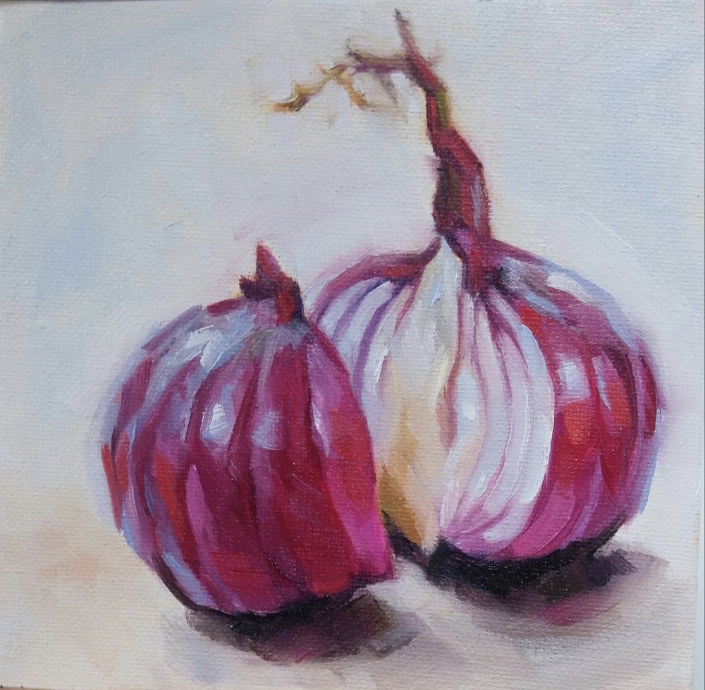 Onion, 6x6