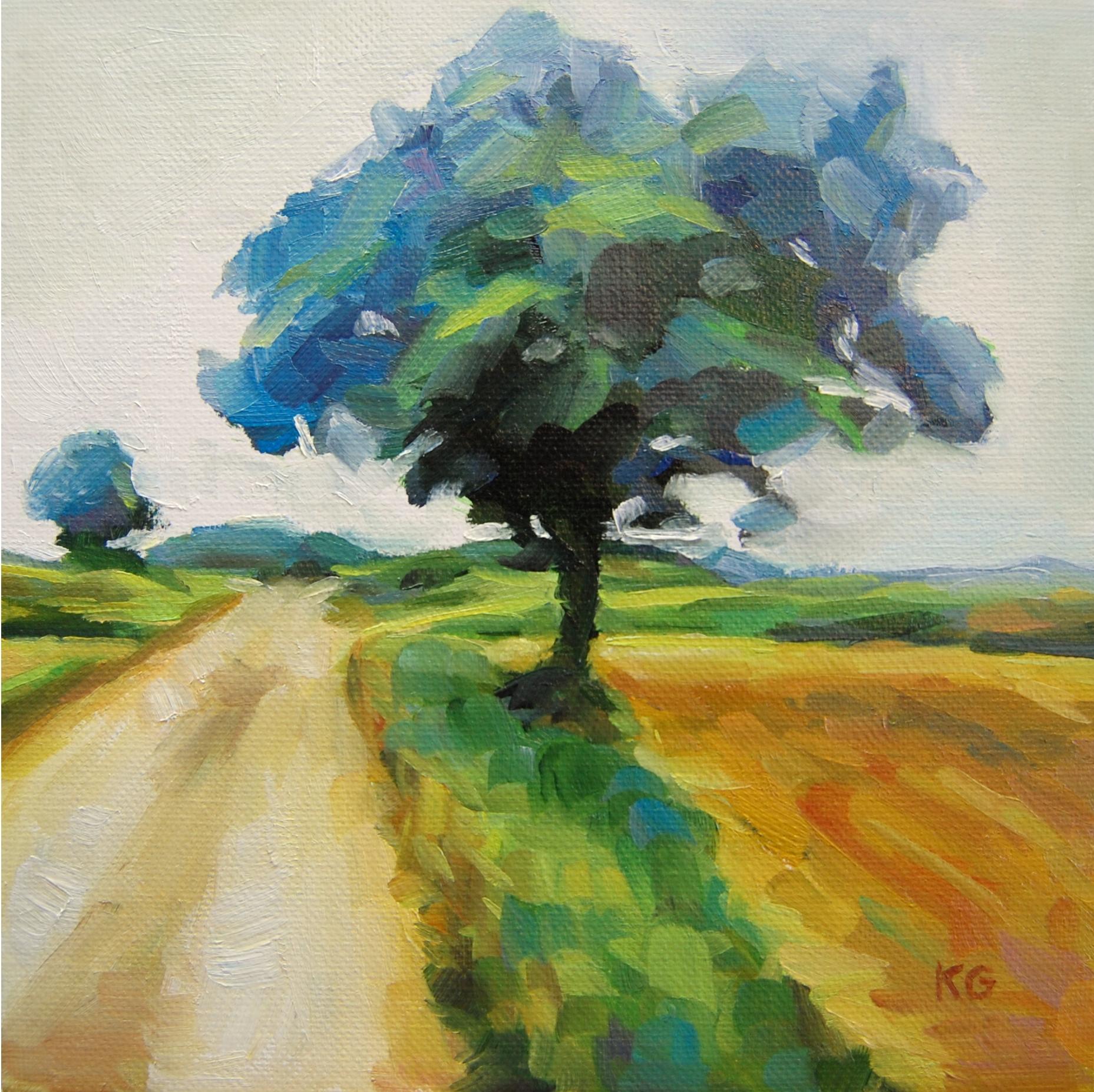 Italian Road, 8x8