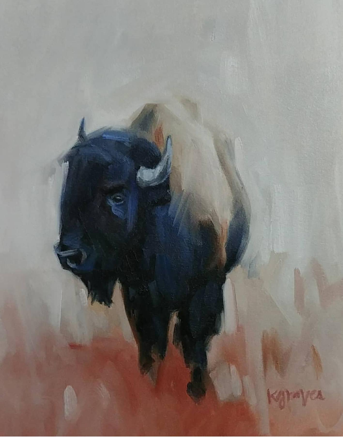 Buffalo, 11x14