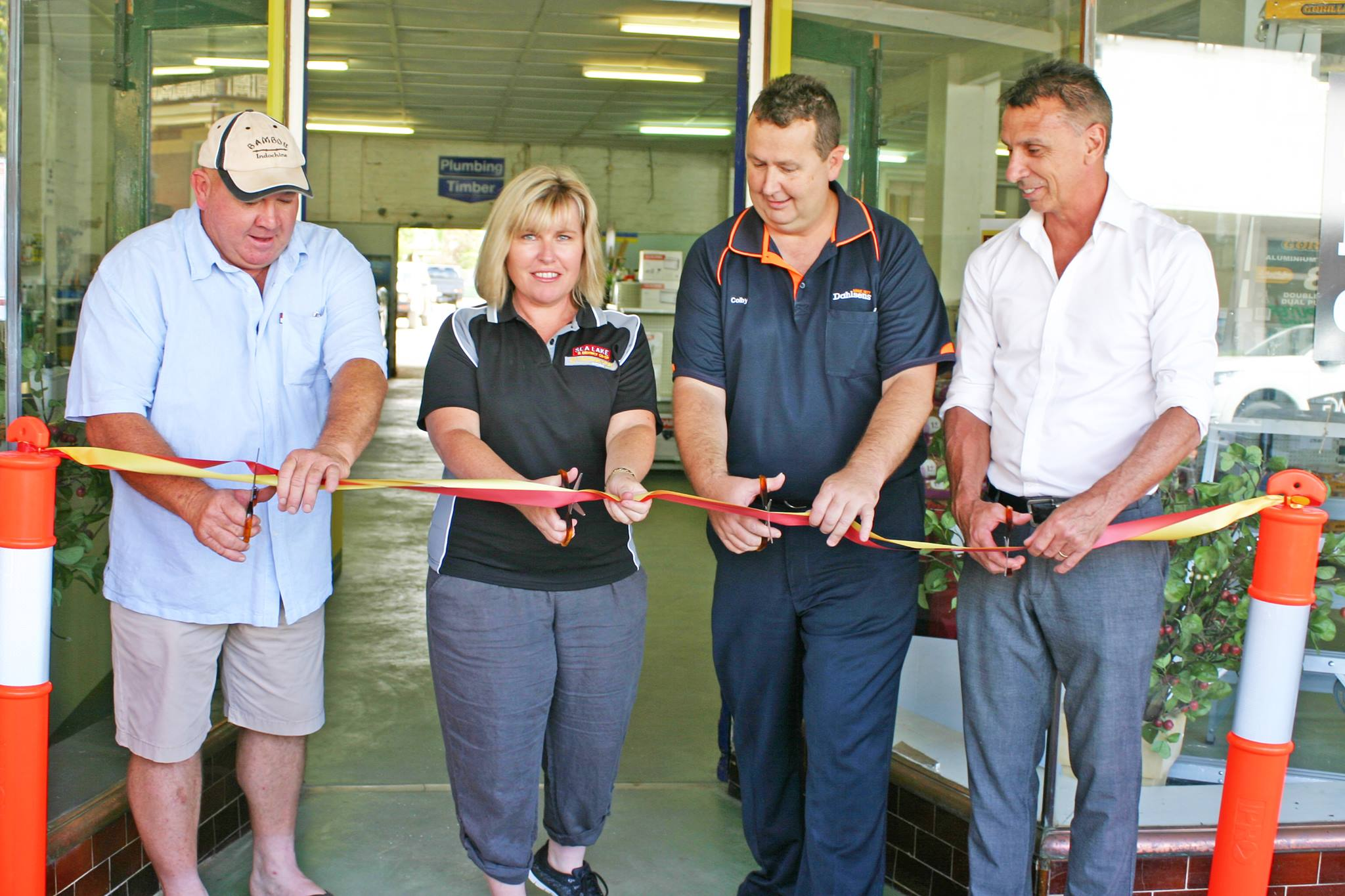 Sea Lake & District Co-operative Limited re-opening their Hardware Store in February, 2016