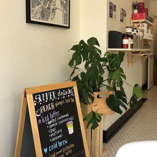 Coffee corners we like~