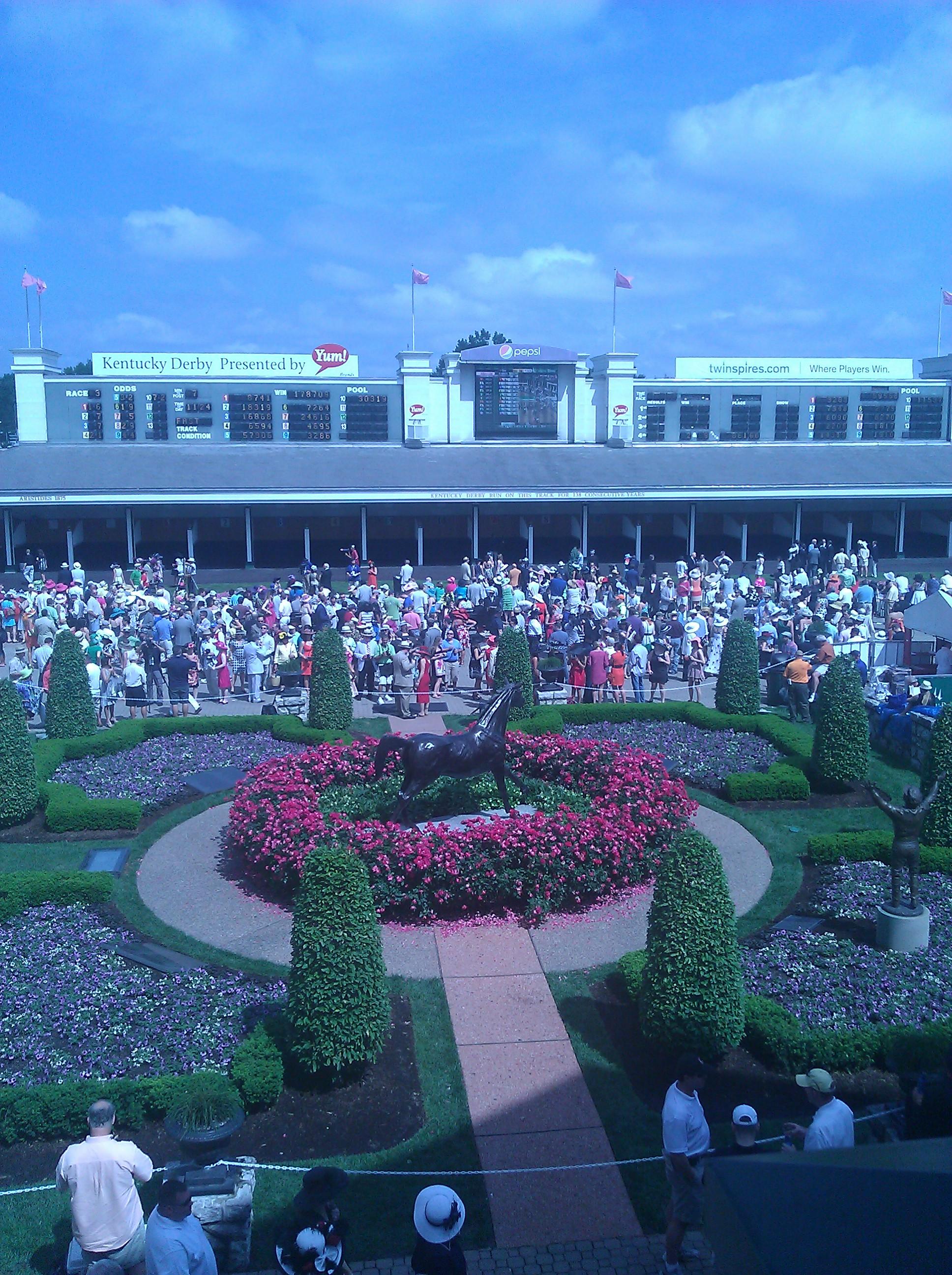 Derby Day 2012.