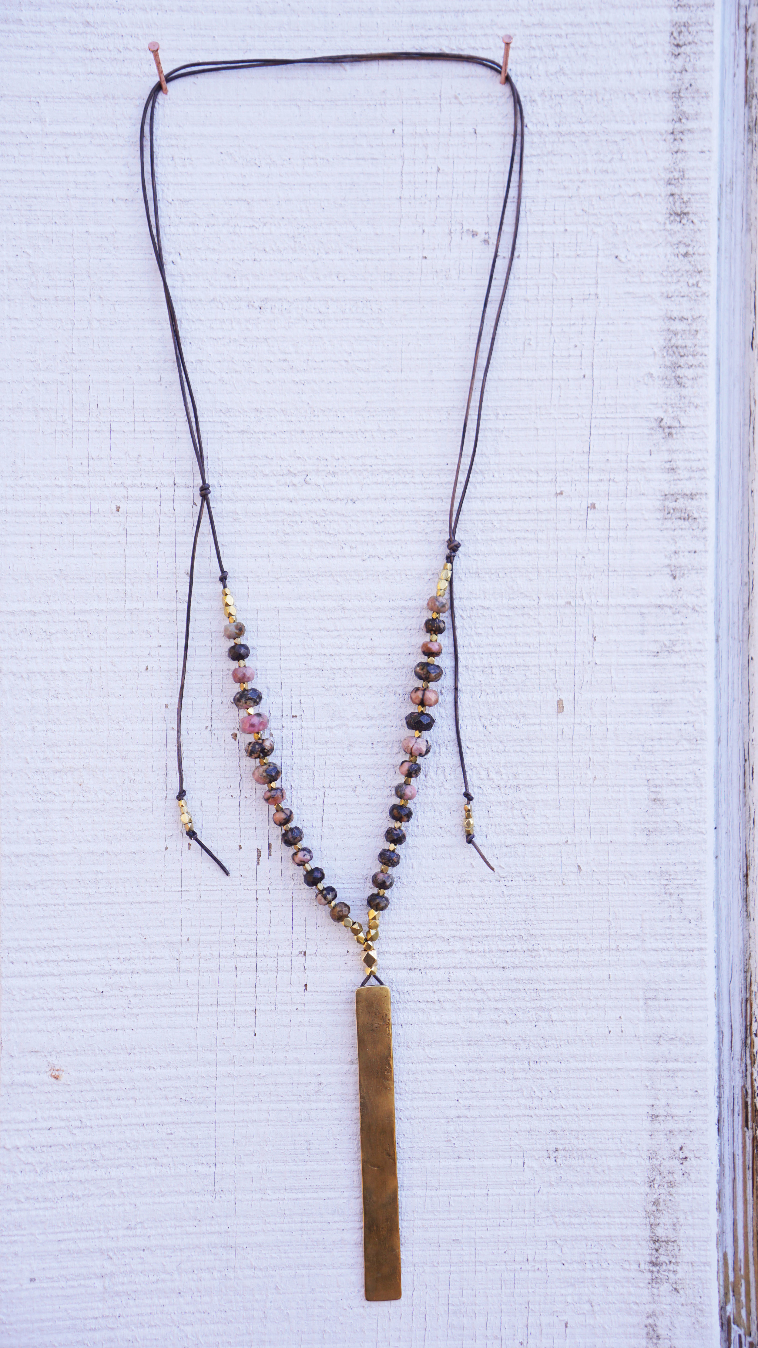Natural Bridge Necklace