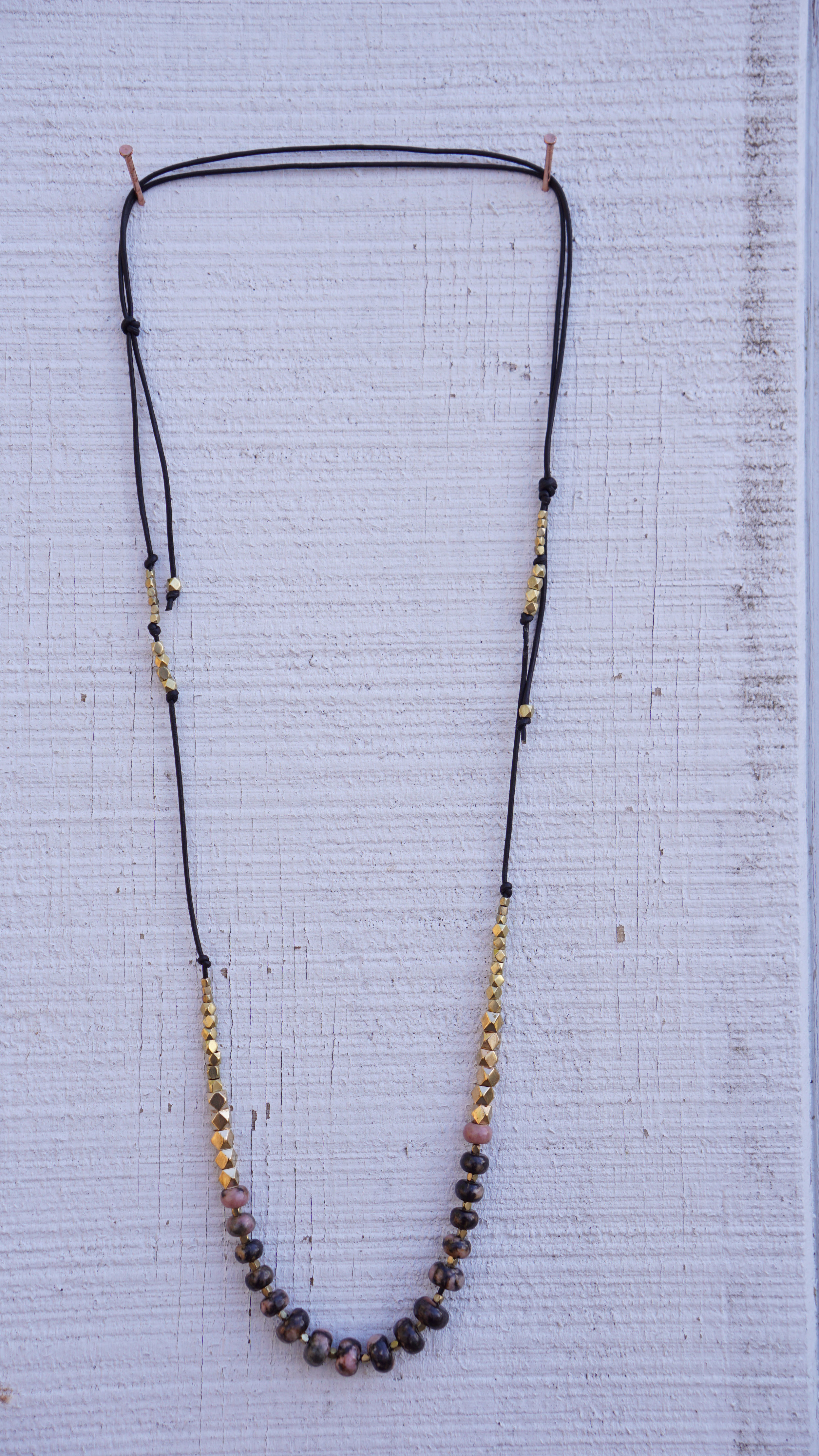 Tannery Falls Necklace