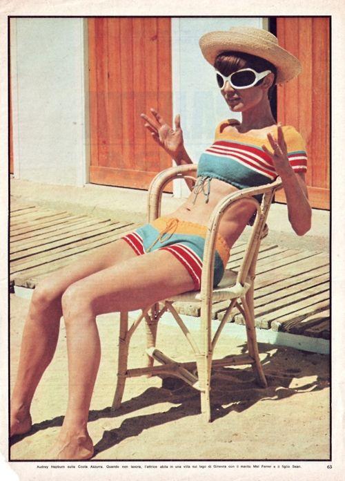 Audrey Hepburn - 1960's Source: myLuciousLife.com