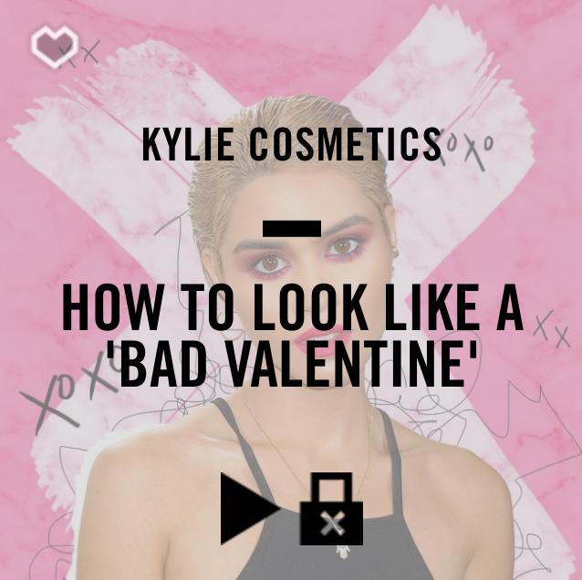 Princess Cyberspace The Kylie App Glam Tutorial