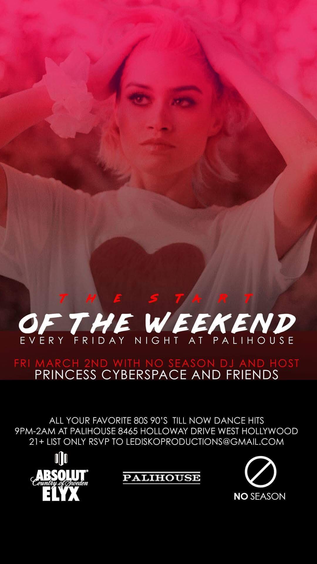 Princess Cyberspace Palihouse West Hollywood