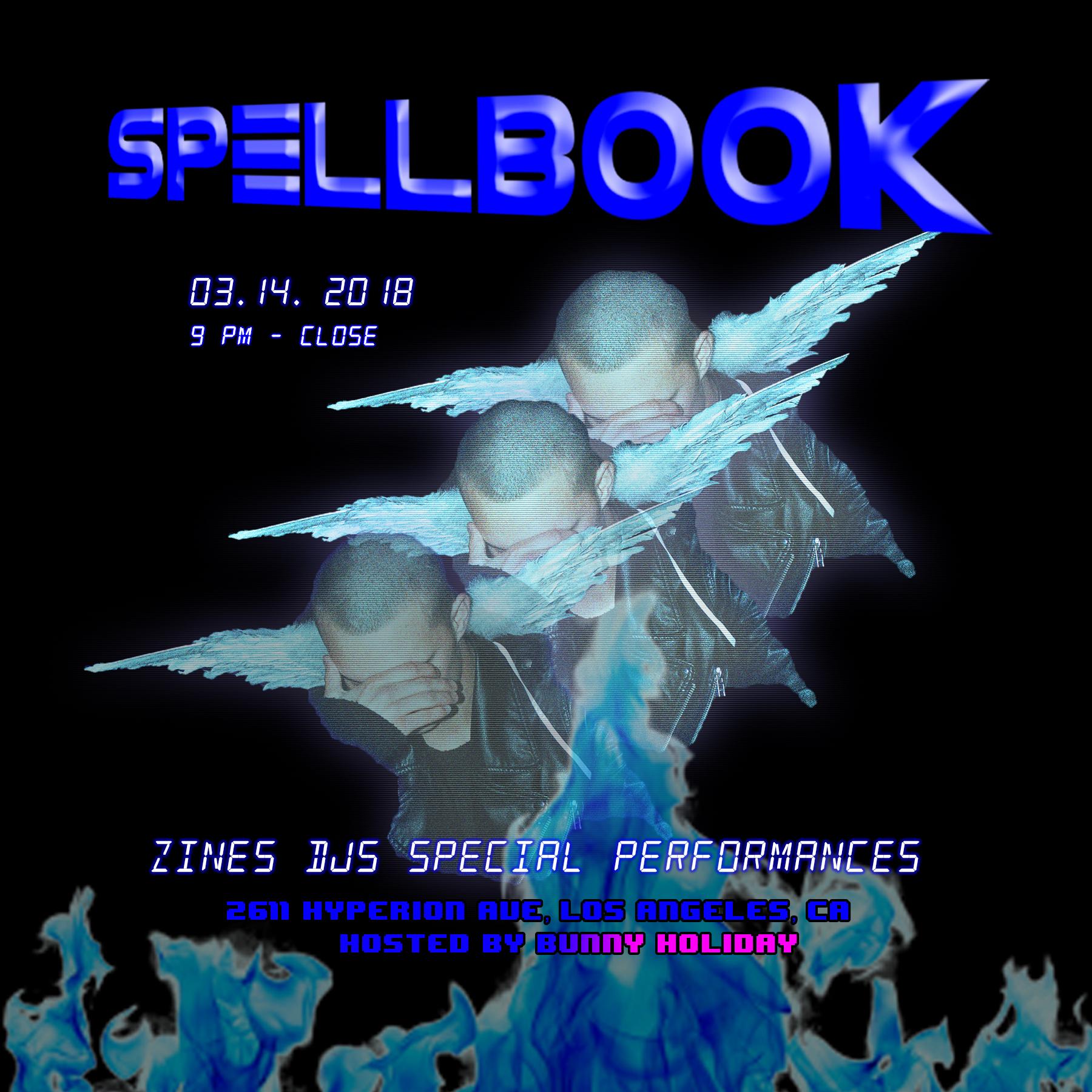 SPELLBOOK PRINCESS CYBERSPACE .JPG