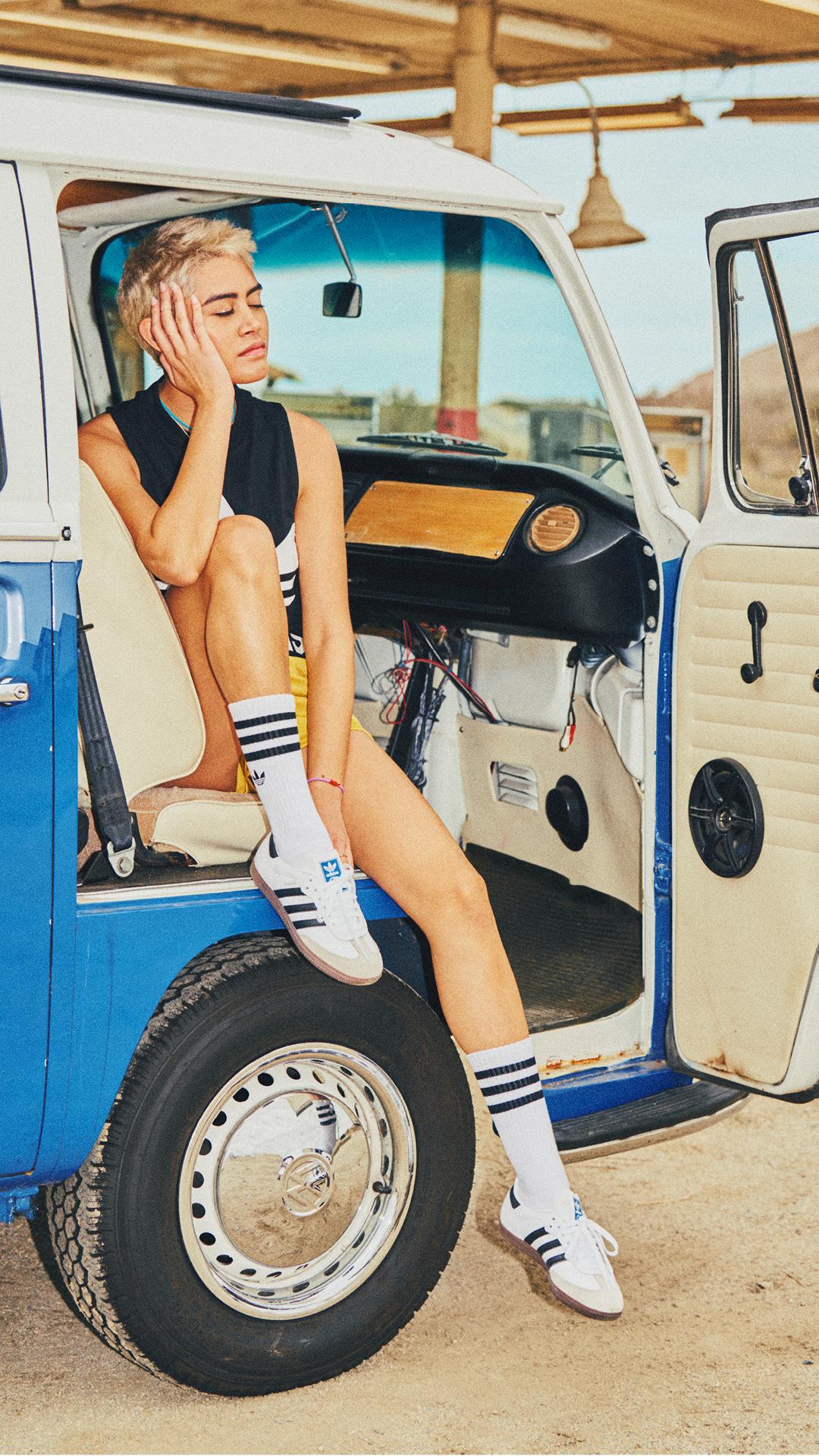 Princess Cyberspace Rebecca L'Amore For Adidas Originals