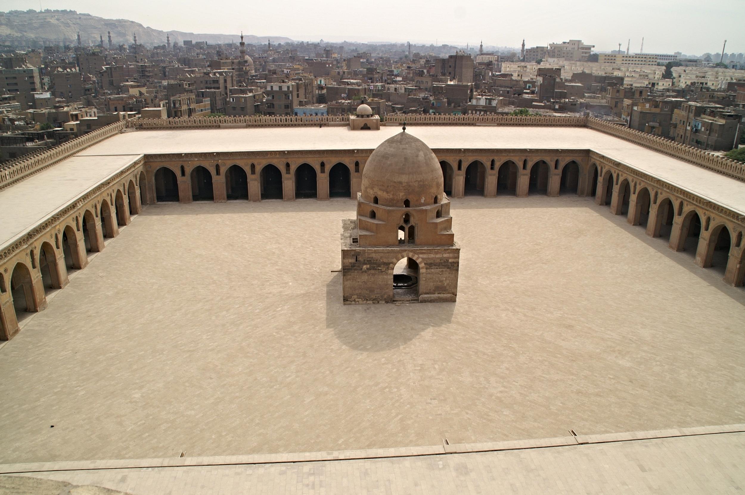 The Mosque of Ahmad Ibn Tulun