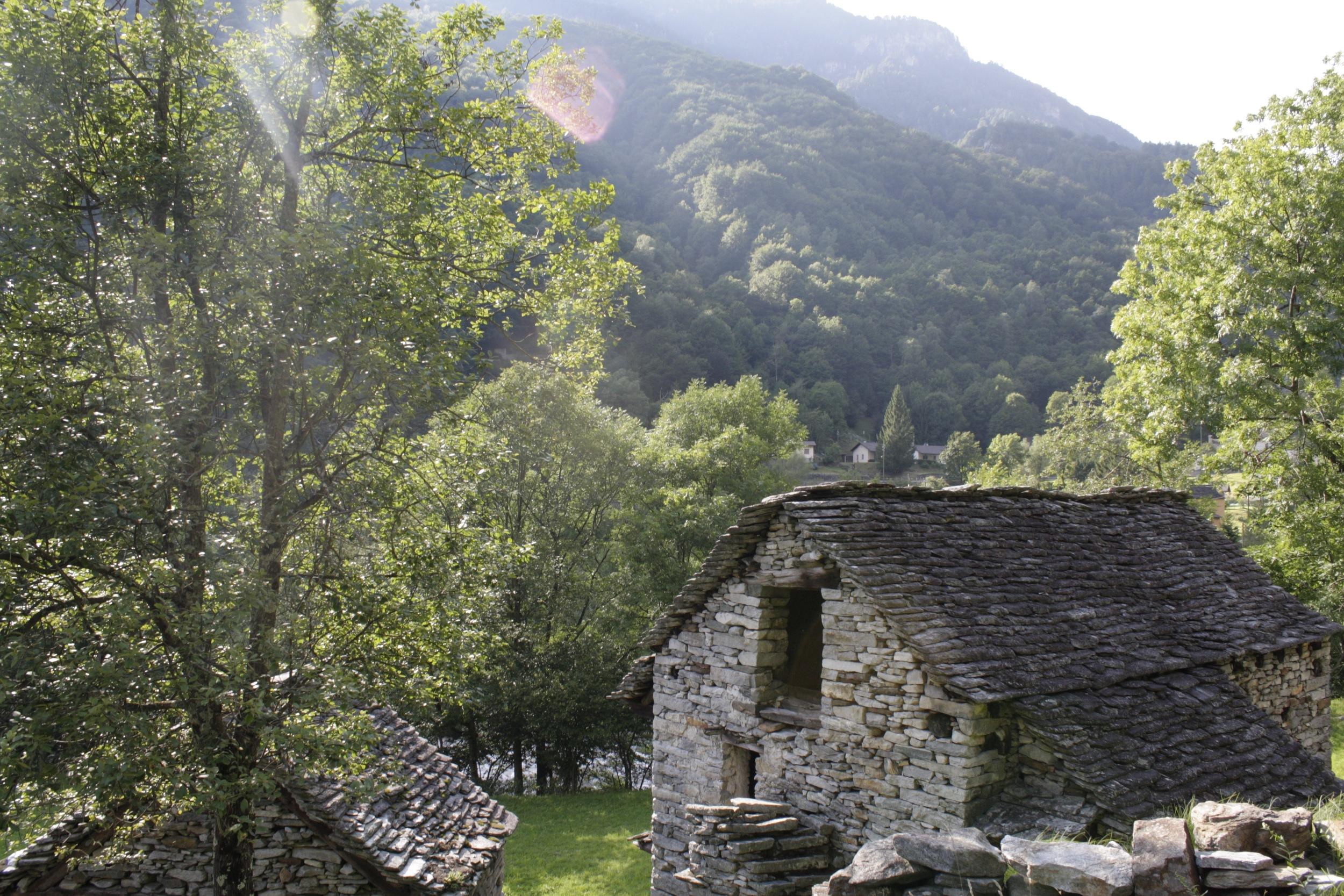 Valley Verzasca
