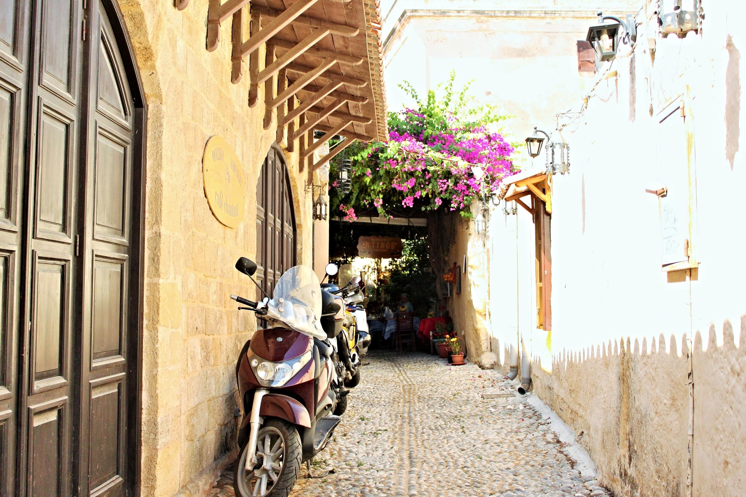 Medieval Town, Rhodes