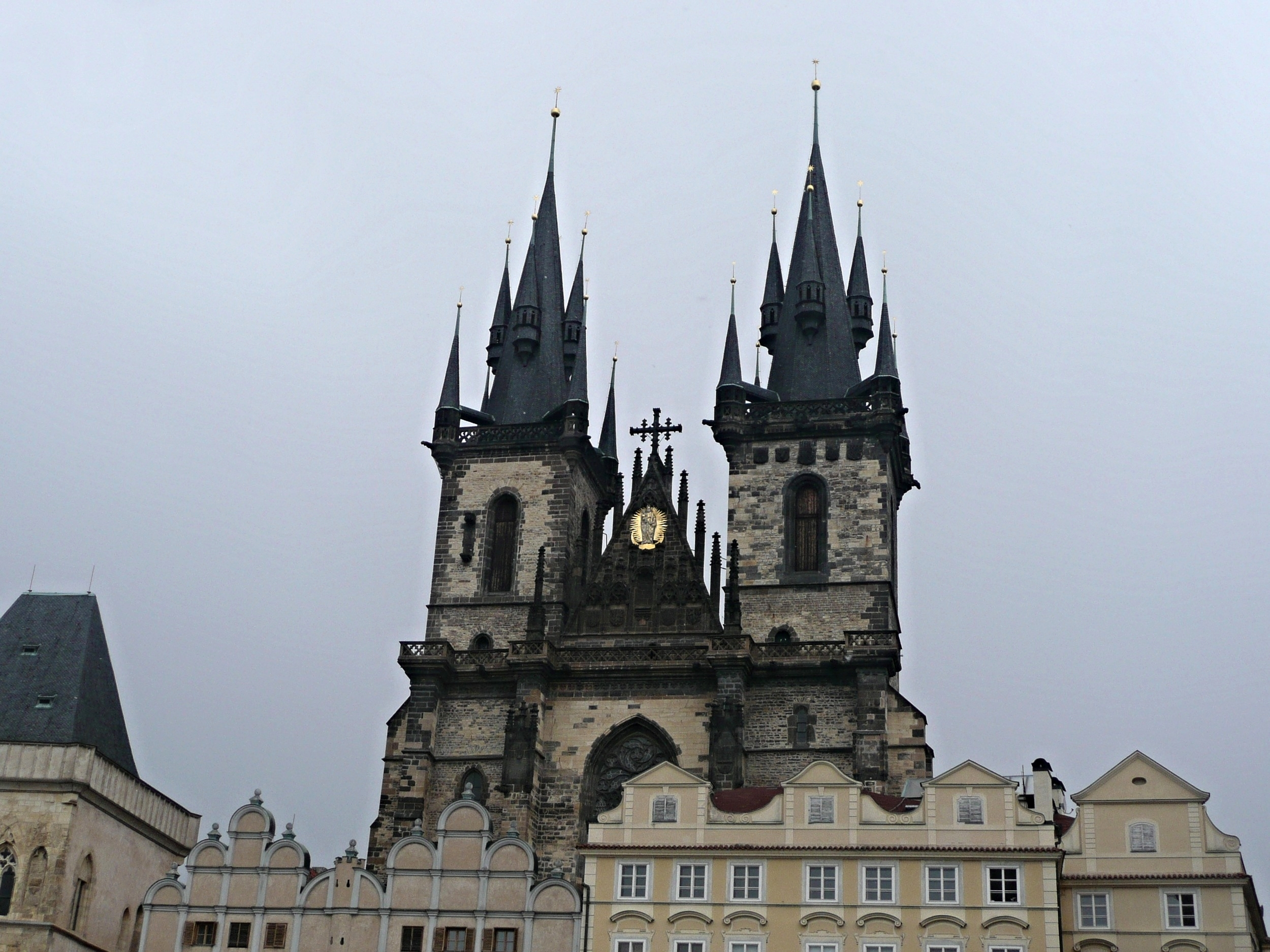 The Church of Our Lady before Týn