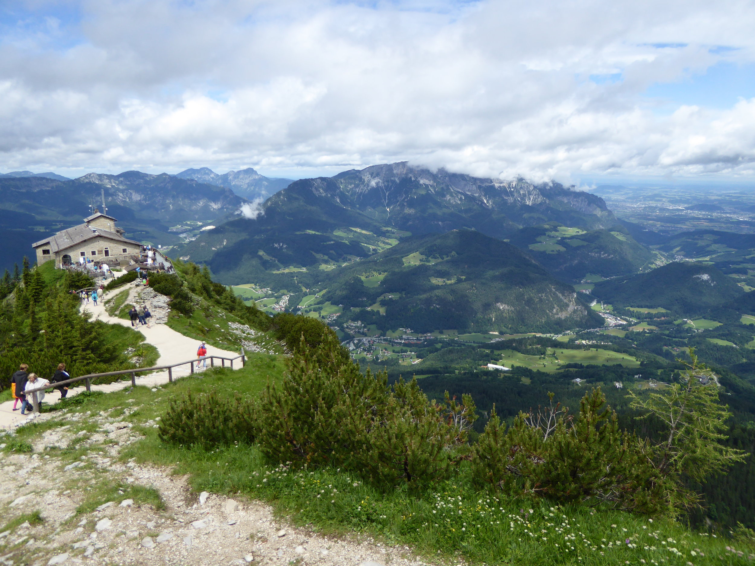 The Eagle's Nest (The Kehlsteinhaus)
