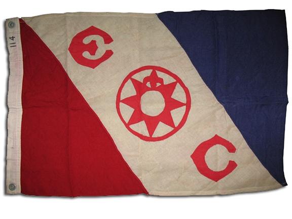Explorer's Club Flag