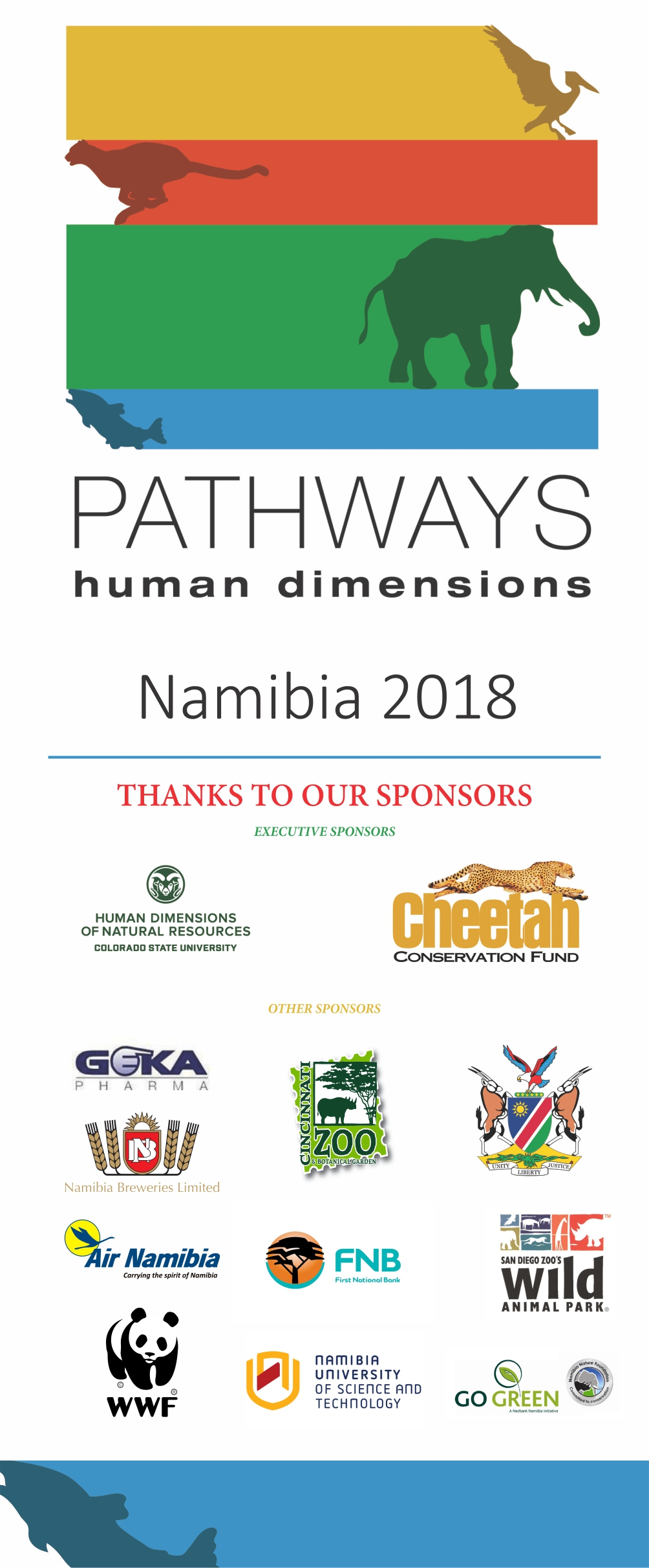 Pathways - Human Dimensions