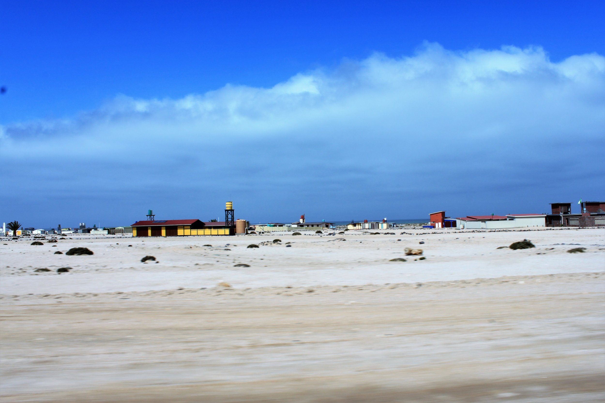 Namibia Coastal Towns