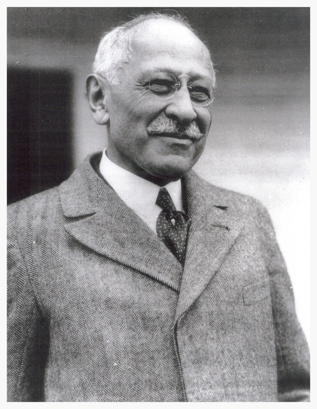 Julius Rosenwald late in life