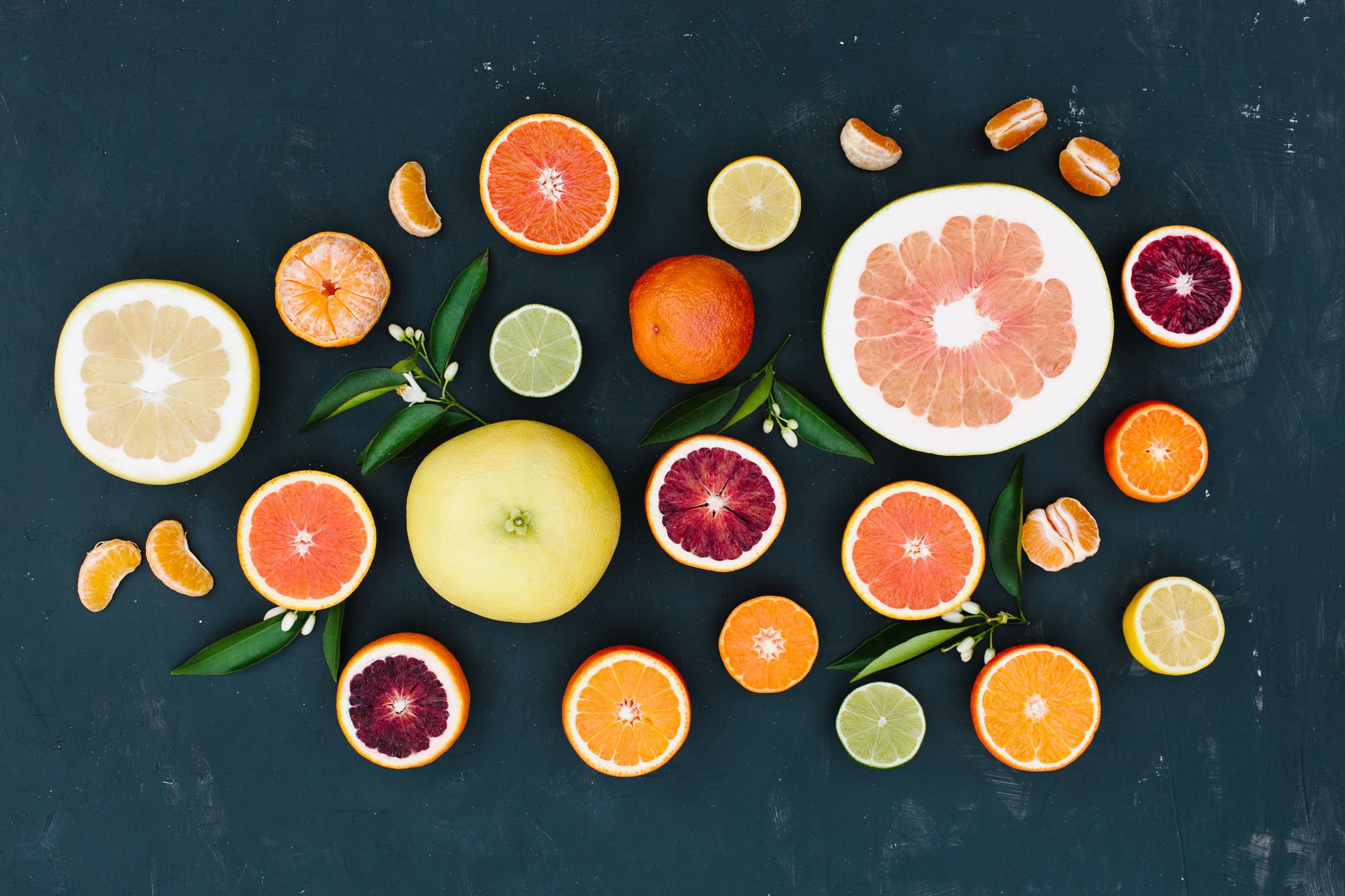 Photo by Mary Costa for Sunkist Growers